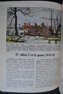 """Page 56 of """"Histoire de mon pays: histoire de Belgique"""""""
