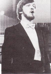 Chris De Moor in 1981