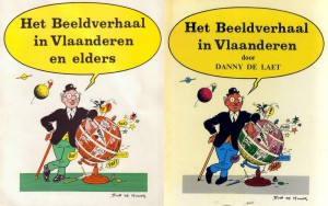 On the left the 1969 version, on the right the 1977 version.