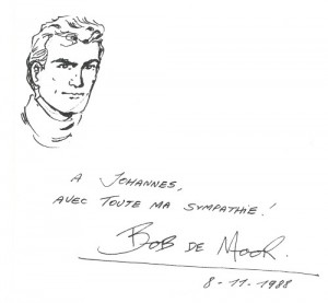 Jacques Martin's Lefranc as drawn by Bob De Moor.