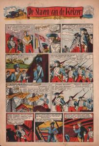 """Page 10 of """"De Slaven van de Keizer""""."""