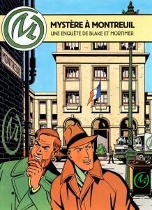 """""""Mystère à Montreuil"""" aka """"La Marque Verte"""""""