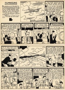 The original first 4 strips of this story.