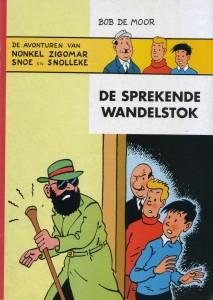 De cover as drawn by Johan De Moor