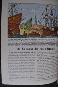 """Page 38 of """"Histoire de mon pays: histoire de Belgique"""""""