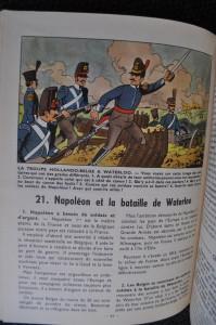 """Page 44 of """"Histoire de mon pays: histoire de Belgique"""""""