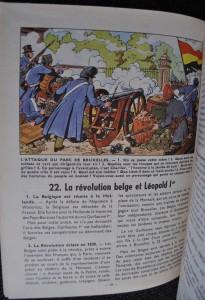 """Page 46 of """"Histoire de mon pays: histoire de Belgique"""""""