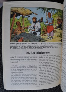 """Page 54 of """"Histoire de mon pays: histoire de Belgique"""""""