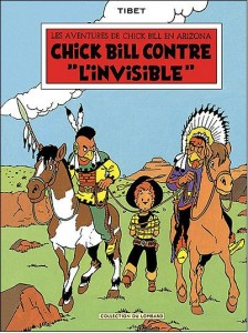 When Chick Bill still had animals as characters.