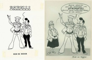 Barelli and Moreau in 2 different shapes.