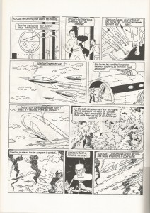 Page 26 from the version published in the french written Comics 130 magazine