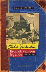"""In 2007 Ronald Grossey published """"Studio Vandersteen, kroniek van een legende 1947-1990"""""""