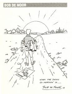 Farewell to Hergé by Bob De Moor