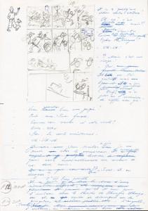 "Page 12 of the updated Barelli album ""Barelli à Nusa Penida (volume 2)"""