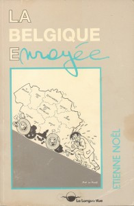 "The cover of ""The collapse of Belgium""."
