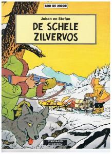 The cover artwork as drawn by Johan De Moor for the Standaard Uitgeverij reissue.