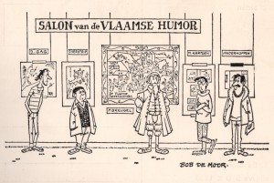 The cartoon as published in 1980, but probably dating from the late 60s.