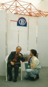 Also Zhang Chongren was present in Welckenraedt.