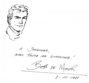 Jacques Martin's Lefranc as drawn by Bob De Moor.