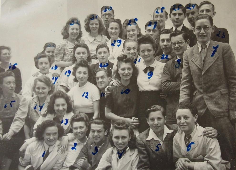tekenklas-1940-41