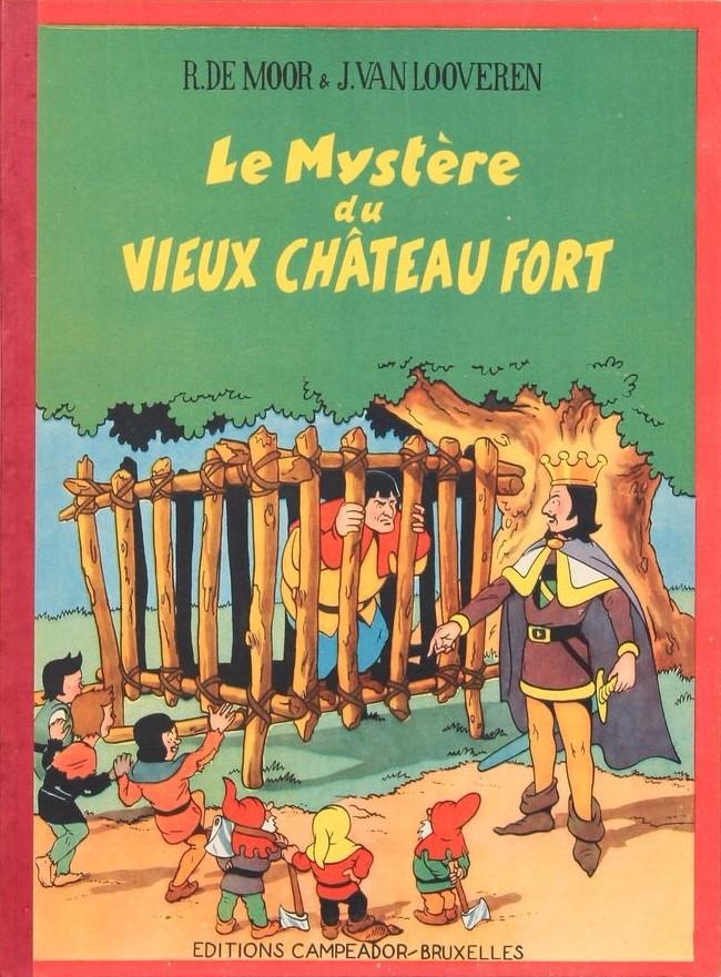 Le Mystère du vieux chateau fort