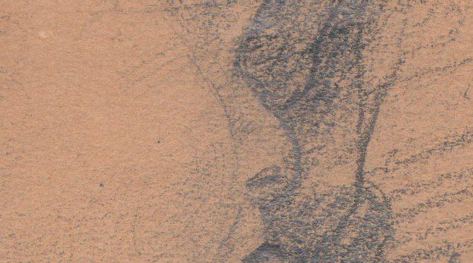 Bob De Moor portret ludo van looveren 1944 detail